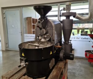 coffee roaster SR3+ 7