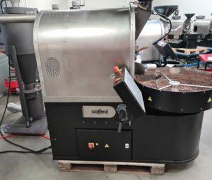 Coffed coffee roaster