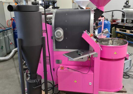 pink coffee roaster 5 kg