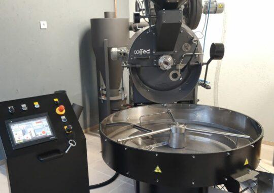 SR25 Coffee roaster