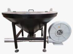 60 kg Pneumatic coffee loader