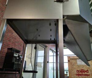 Automatic scale 3kg construction