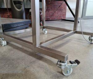 Automatic scale 3kg wheels