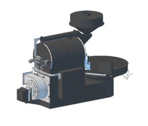 SR120 coffee roaster